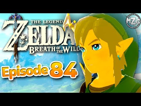 Green Tunic of the Wild!  The Legend of Zelda: Breath of the Wild Gameplay  Episode 84