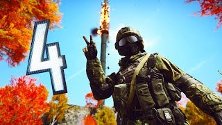 Battlefield 4 Random Moments #110 (How Not To Deliver Supplies!)