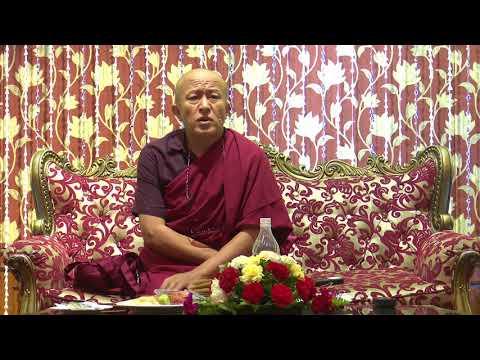 Prajnaparamita Sutra Nepal 2017 Session 1