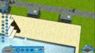 How to build a pool in Rollercoaster Tycoon 3: Soaked