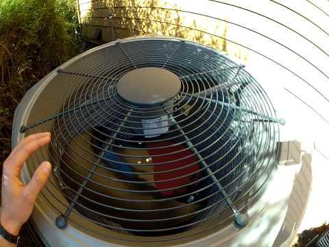 American Standard Platinum 20 Seer Heat Pump