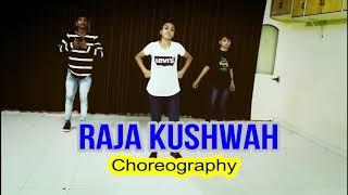 High Rated Gabru | Nawabzaade | Dance Choreography by |Raja kushwah | Rockzone Dance Studio