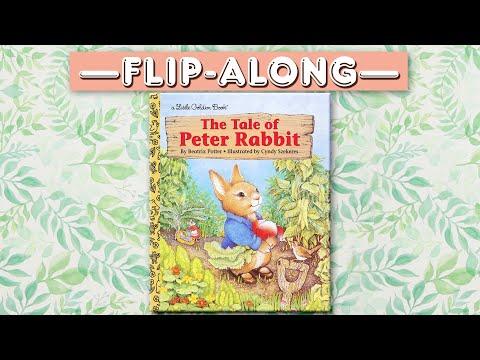 The Tale Of Peter Rabbit  | Read Aloud Flip-Along Book