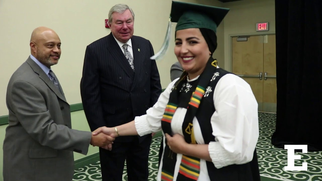Emu Graduation 2020.Eastern Michigan University Center Of Race Ethnicity