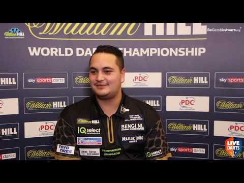 """Jeffrey de Zwaan """"If I can play like this every game maybe it could be a final or World Champion?"""""""