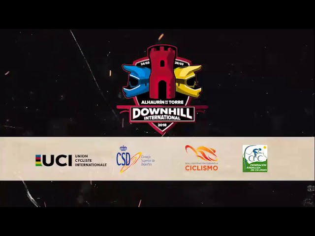 Alhaurín DOWNHILL international '18