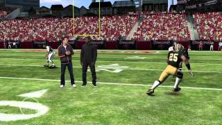 Madden NFL 12 Virtual Playbook #1: Gameplay