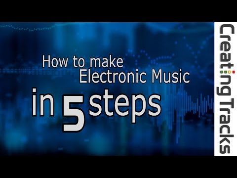 Cover Lagu How to Make Electronic Music - Creating Tracks STAFABAND