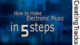 Download Lagu How to Make Electronic Music - Creating Tracks MP3