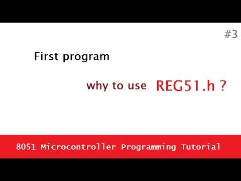 reg51.h file