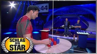 Spiel 15 - Die Scheibe - Schlag den Star
