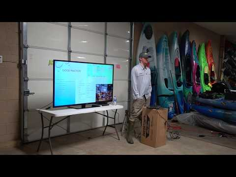 Kayak Fishing Symposium 2018 part 1  - OOW Outdoors