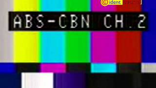 ABS-CBN SID + Testcard