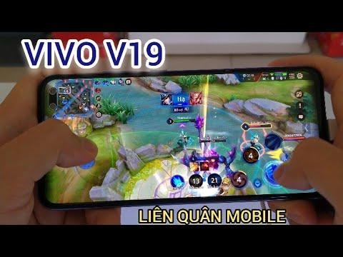 Vivo V19 ( 8GB/128GB) Snap 712 | Test Game LIÊN QUÂN MOBILE vs Hoàng Test Game
