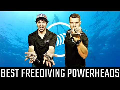 Choosing A Powerhead - Florida Freedivers