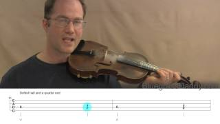Fiddle Bowing and Timing