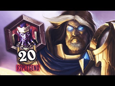 F2P LEGEND ep8 : ladder rank 20