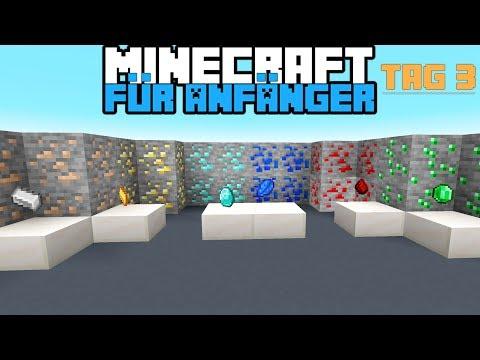 Alles über Erze In Minecraft | Wo Finde Ich Eisen In Minecraft ? | Minecraft Für Anfänger #3