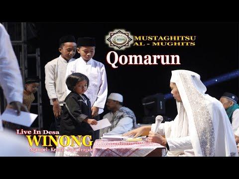 Qomarun JSN Mustaghitsu Al Mughits  Live In Winong Ngampel Kendal