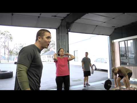CrossFit - Port City CrossFit: Trained by a Marine