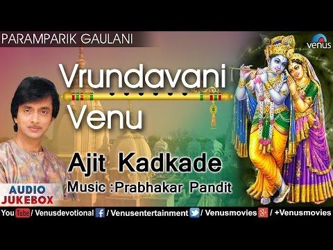 Vrundavani Venu - Ajit Kadkade & Prabhakar Pandit : Marathi Paramparik Gaulani Geete | Audio Jukebox