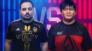 Jiizuke vs Rockky | 1 v 1 Tournament | 2018 All-Star Event | Day 1