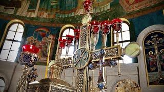 Всенощное бдение накануне Недели 6-й по Пятидесятнице