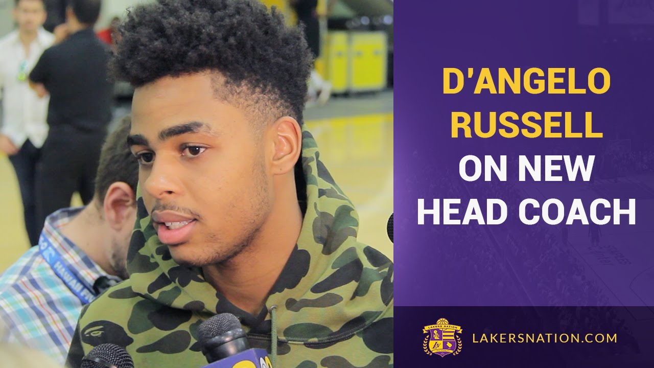 Image Result For Dangelo Russell Lakers