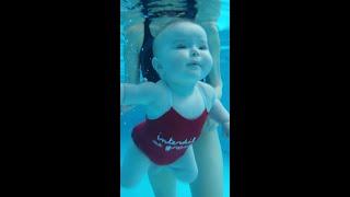 bébé nageur de 2 à 15 mois - Lilou - Aqua Forme - Ergué Gabéric