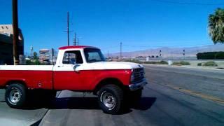 1966 ford  f 250 truck