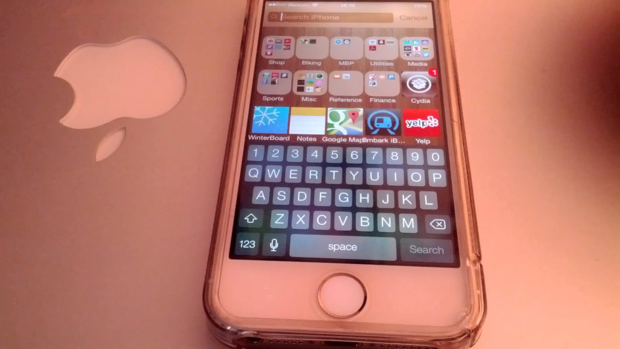 how to change keyboard on iphone change your iphone keyboard color to black 18627