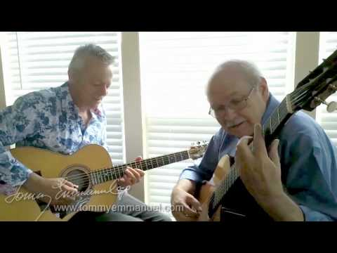 Rudolph the Red-Nosed Reindeer | Tommy Emmanuel & John Knowles