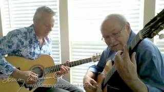 Rudolph the Red-nosed Reindeer - Tommy Emmanuel & John Knowles