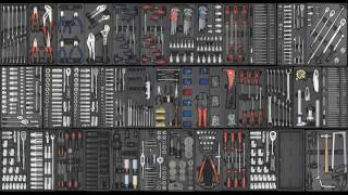 sealey tbt modular tool trays