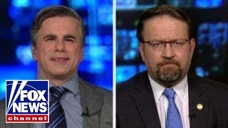 Tom Fitton and Sebastian Gorka on the real Russian collusion
