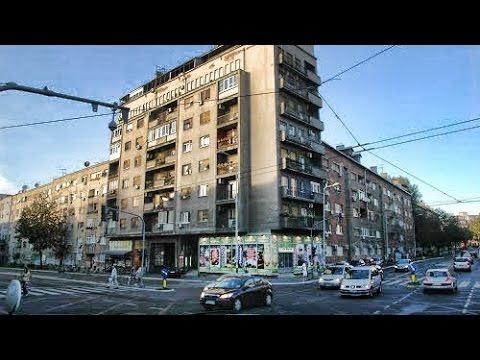 Cvijiceva Ulica Palilula Beograd Youtube