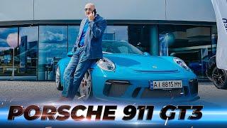 Porsche 911 GT3: Обзор | Тест драйв — Mochanov