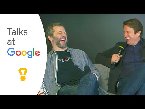 "Judd Apatow & Pete Holmes: ""HBO's Crashing"" 