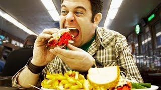 Top 10 Untold Truths Of MAN v. FOOD (Adam Richman)