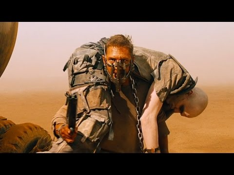 Tom Hardy Says His Voice Was the Hardest Part of  'Mad Max'