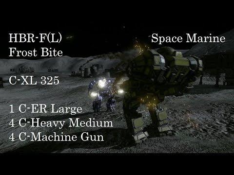 """Hellbringer HBR-F(L) """"Space Marine"""""""