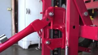 Multi-use Lawn Mower Lift and Farm Jack