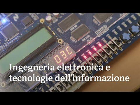 Corso di laurea in Ingegneria elettronica e tecnologie dell'informazione