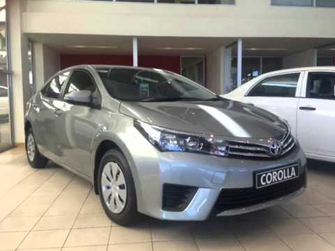 2015 toyota corolla 1 3 esteem new auto for sale on auto trader south africa youtube. Black Bedroom Furniture Sets. Home Design Ideas