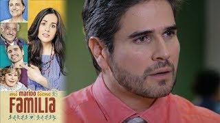 Julieta le propone a Robert la adopción de Dave | Mi marido tiene familia - Televisa