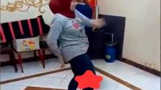 رقص منزلي  شاهد جمال مصر
