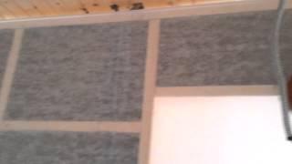 118-21 - Монтаж шумоизоляции в перегородках(Поэтапный видеоотчет хода строительства объекта №118. Проект