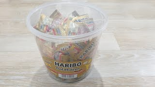 하리보 골드베렌 980g 과일맛 젤리 하리보젤리 통 |…