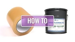 How To Install Vinyl Flooring With Tape
