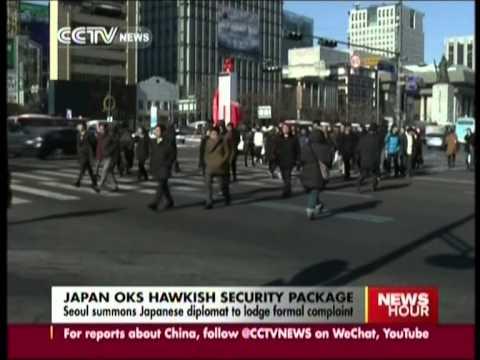 Tokyo's move sparks growing concerns among neighbors